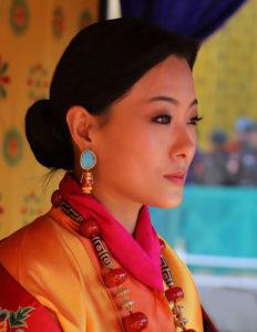 Королева Бутана